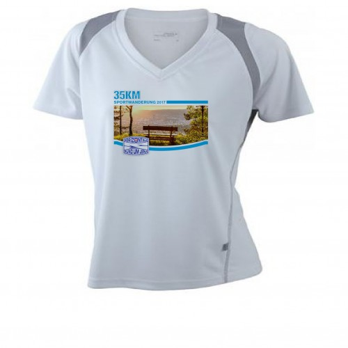 Horizontale | 35KM Sportwanderung (Frauen)
