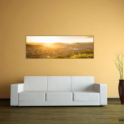 Panorama | Zum Sonnenaufgang am Bismarckturm (BNR_166)
