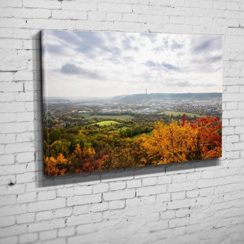 Der Herbst in den Kernbergen(BNR 244)-Jena