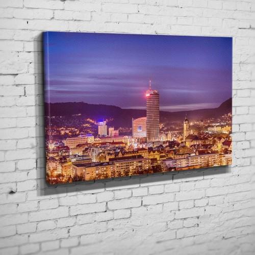 Skyline zum Neujahr 2015 (BNR 128)-Jena