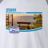 Horizontale | 35KM Sportwanderung (Herren/Unisex)