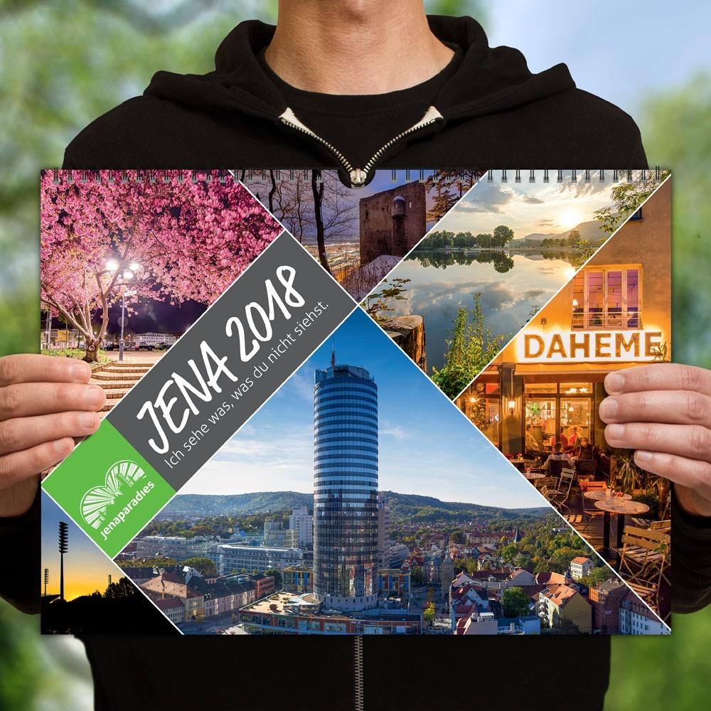Jena Kalender 2018 | A3