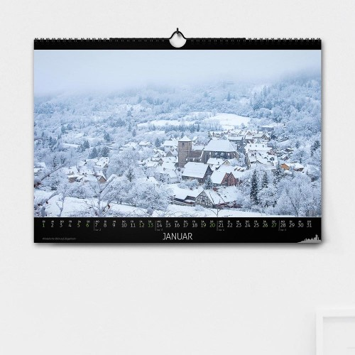 Jena Kalender 2019 | A3