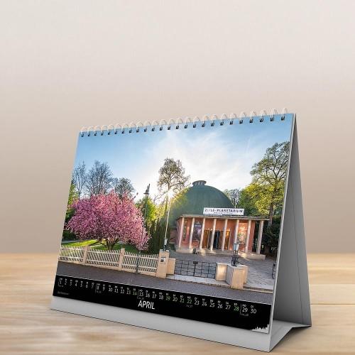 Jena Tischkalender 2019 | A5