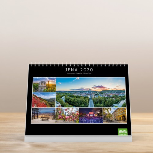Jena Tischkalender 2020 | A5
