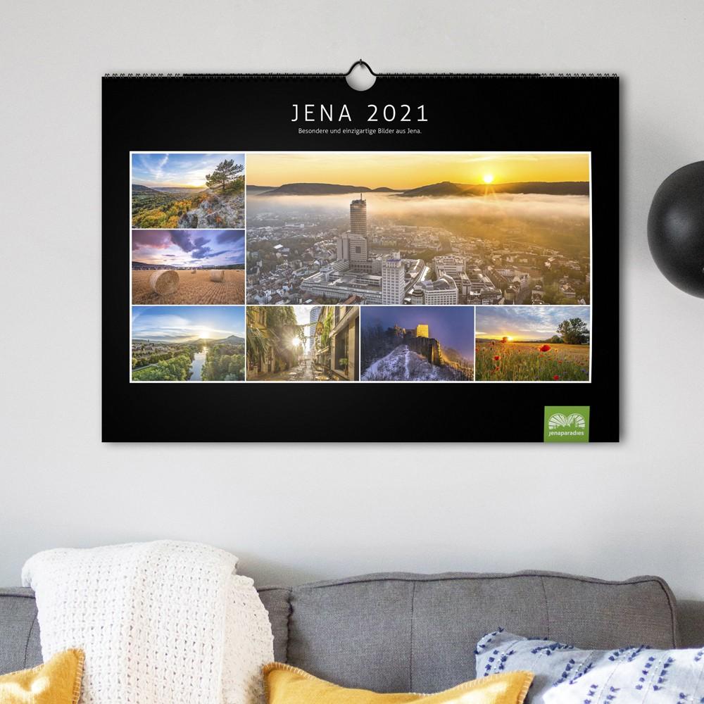 Jena Wand-Kalender 2021
