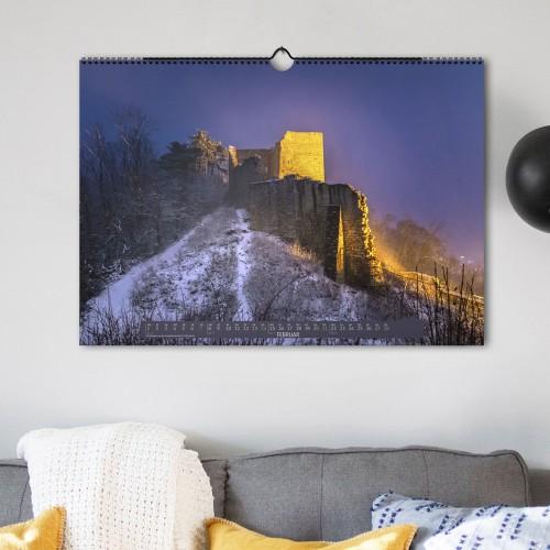 Jena Wand-Kalender 2021 - Februar