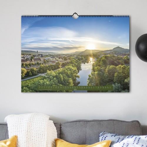 Jena Wand-Kalender 2021 - Juli