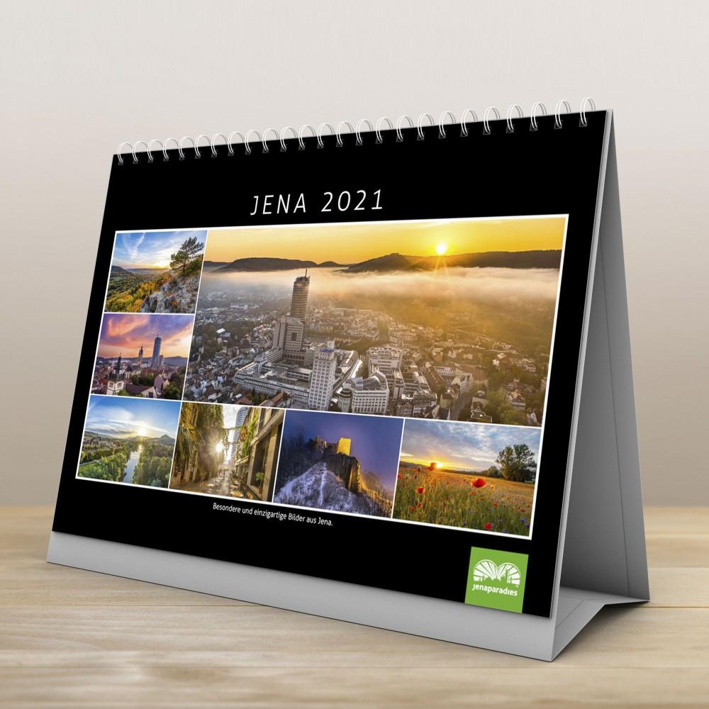 Jena Tischkalender 2021