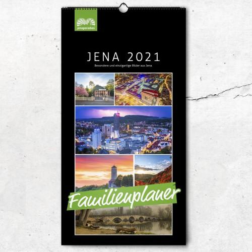 Jena WG- & Familienplaner 2021 | 21x40cm