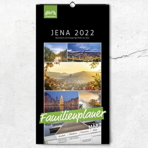 Jena WG- & Familienplaner 2022 - Titel