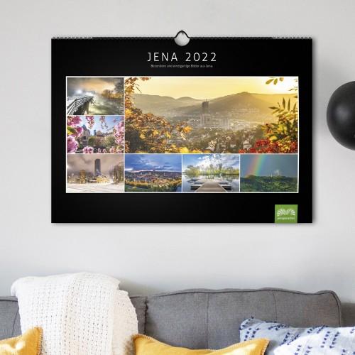 Jena Wand-Kalender 2022   A2 - Titel