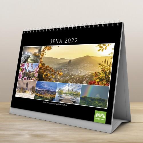 Jena Tischkalender 2022   A5 - Titel